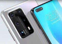 Huawei P40 Pro+ vai ter duas lentes telefoto! Promete até 10x de zoom ótico