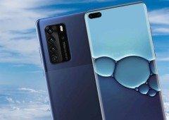 Huawei P40: será esta a primeira fotografia com o smartphone? (Surpreende)