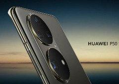 Huawei P50 está finalmente prestes a chegar ao mercado