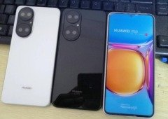 Huawei P50: molde revela o design do novo smartphone