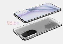 Huawei P50 mostra o seu design irreverente em novas imagens