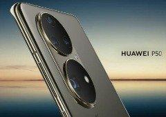 Huawei P50: novas fotos mostram o smartphone em cor bem arrojada