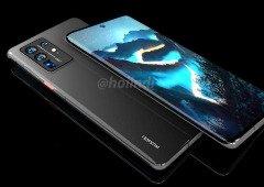 Huawei P50 Pro+ com design revelado graças aos primeiros renders