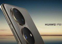 Huawei P50 Pro: maquete aparece em vídeo antes da apresentação