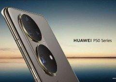Huawei P50: smartphone com HarmonyOS de fábrica chegará à Europa