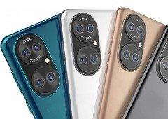 Huawei P50: smartphone revelado em imagens e vídeo já na Internet
