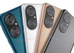 Huawei P50 surge em imagens reais e dá esperança de uma apresentação em breve