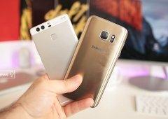 Porque é que troquei o meu Galaxy S7 pelo Huawei P9