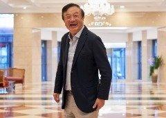 Huawei pode ser número um sem a Google, diz fundador