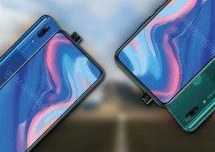 Huawei prepara-se para lançar o seu primeiro smartphone com câmara pop-up