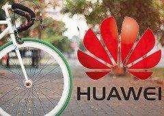 Huawei quer surpreender com a nova bicicleta elétrica autónoma