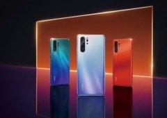 Huawei revela imagens do P30 no próprio site!