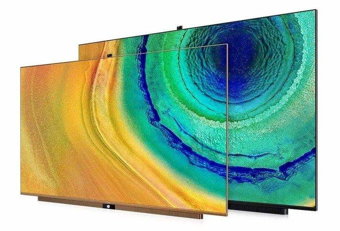 TV Huawei com Harmony OS 2.0 para smartphones
