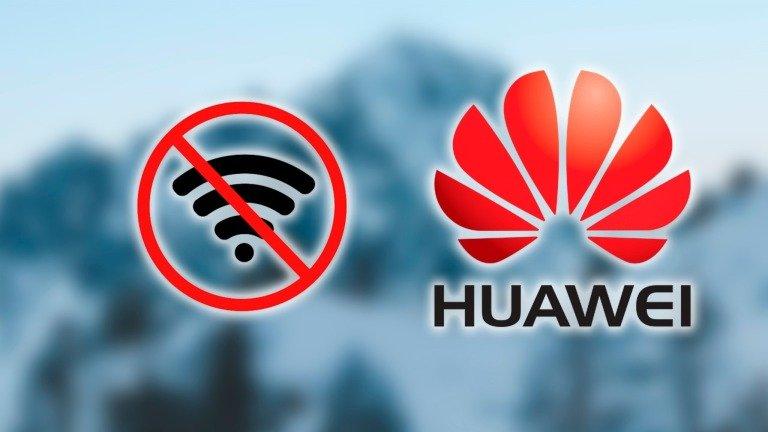 Huawei sofre mais uma expulsão, desta vez da Wi-Fi Alliance