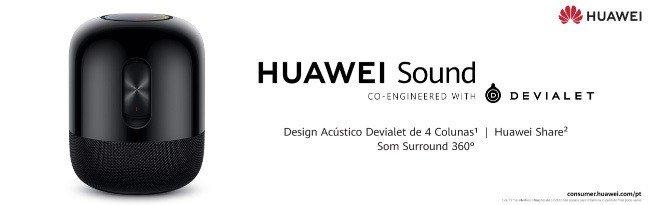 Huawei Devialet