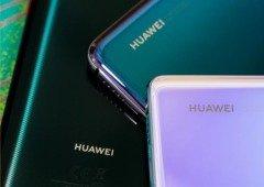 Huawei tem 1 milhão de equipamentos preparados com o seu próprio sistema operativo