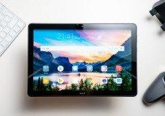 Huawei ultrapassa finalmente a Samsung, mas no mercado dos tablets