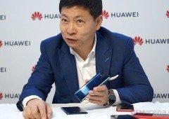 Huawei ultrapassava Samsung caso não fosse banida, afirma CEO