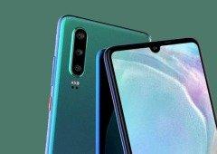 Huawei: vê algumas das novidades da EMUI 10 a correr Android Q