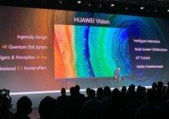 Huawei Vision: a primeira Smart TV da marca é oficial e chega com o Harmony OS