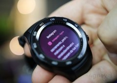 Huawei promete smartwatch Android Wear com super autonomia