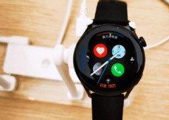 Huawei Watch 3: as primeiras imagens do smartwatch com HarmonyOS