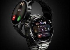 Huawei Watch 3 oficial: 1º smartwatch com HarmonyOS com toques de Apple Watch