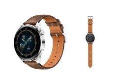 Huawei Watch 3 revela-se a poucas horas da sua apresentação oficial