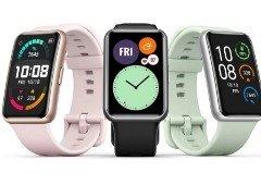 Huawei Watch Fit é oficial! Um smartwatch criado a pensar na saúde dos utilizadores