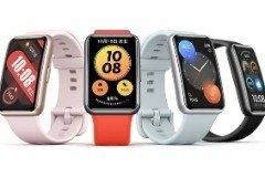 Huawei Watch Fit New é oficial: o novo smartwatch barato com NFC