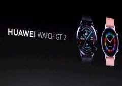 Huawei Watch GT 2 é oficial! Conhece o novo smartwatch para Android e iPhone
