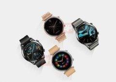 Huawei Watch GT 2: mais imagens do smartwatch que chegará com dois designs!