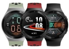 Huawei Watch GT 2e deverá ser apresentado aquando do Huawei P40