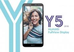 Android. Huawei Y5 2018 chega a Portugal com preço a rondar os 129€