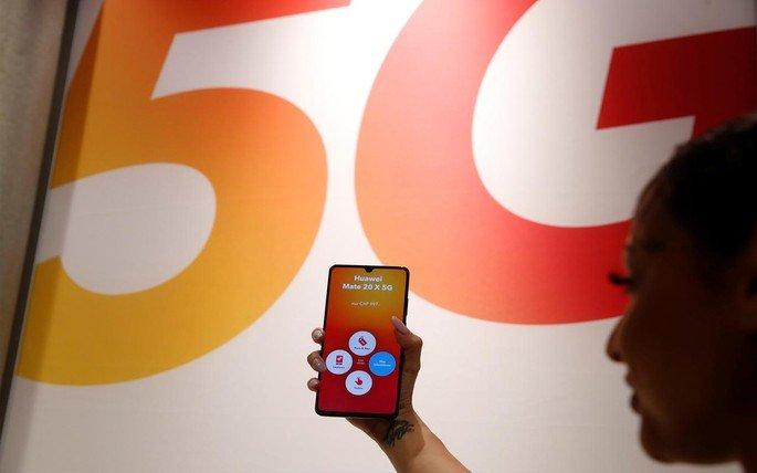 Huawei redes 5G Estados Unidos