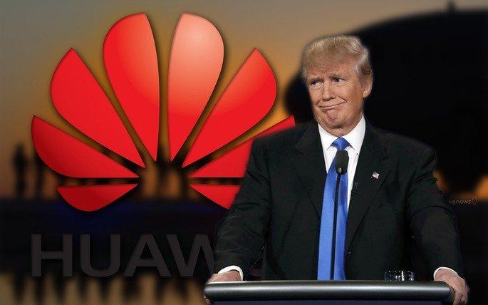 Huawei Donald Trump