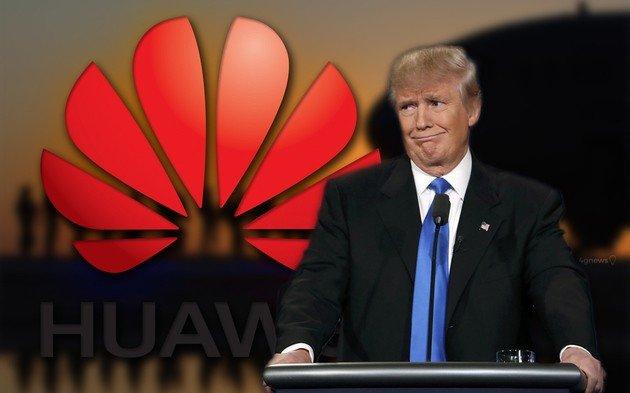 Huawei fundador EUA