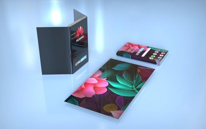 Huawei Smartphone Dobrável