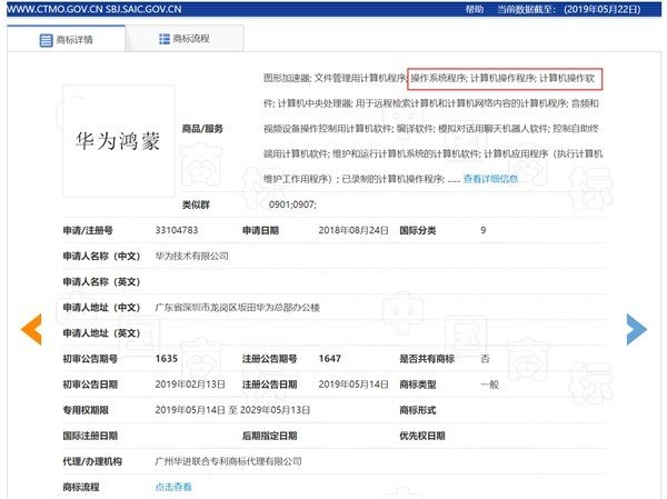 Huawei HongMeng OS sistema operativo