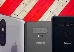 Samsung, LG e Apple! Todas seguirão os passos do Huawei P20 Pro