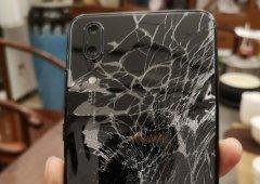 Android. Huawei P20 consegue feito incrível após queda livre do 21º andar