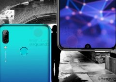 Huawei P Smart: Este será o design do novo gama-média Android