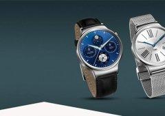 Huawei Watch começa a receber actualização para o Android Wear 2.0