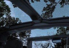 Hummer mostra o teto de abrir do seu futuro carro elétrico! Vai combater o Tesla Cybertruck