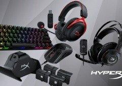 HyperX: novos periféricos gaming prometem desempenho a bom preço!