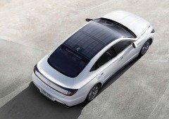 Hyundai aposta na implementação de carregamento solar nos seus híbridos