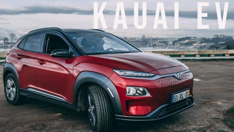 Hyundai KAUAI EV Review: SUV elétrico com 400 km de autonomia!