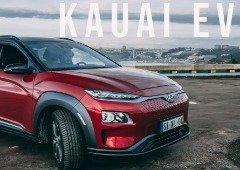 Hyundai KAUAI EV: SUV compacto 100% elétrico para Portugal