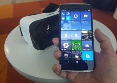 Alcatel Idol 4S Windows 10 chega à Europa no primeiro trimestre do ano