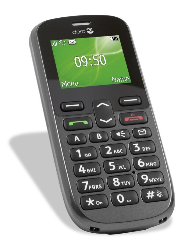Vodafone Doror Phone Easy - Telemóveis para idosos